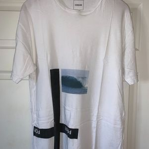 comune (from urban outfitters) crew neck t-shirt